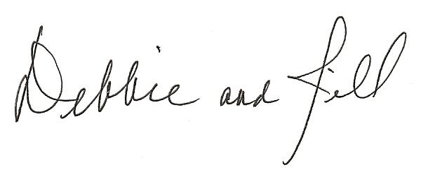 Debbie-Jill signature